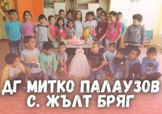 ДГ Митко Палаузов - с. Жълт бряг